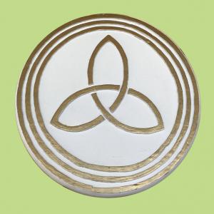 Triskel Plaque