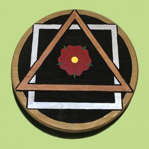 Bard Symbol Plaque